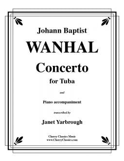Wanhal - Concerto - Tuba and Piano