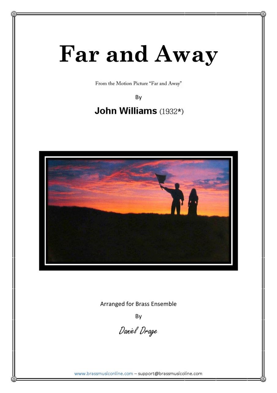 Williams - Far and Away - Brass Ensemble