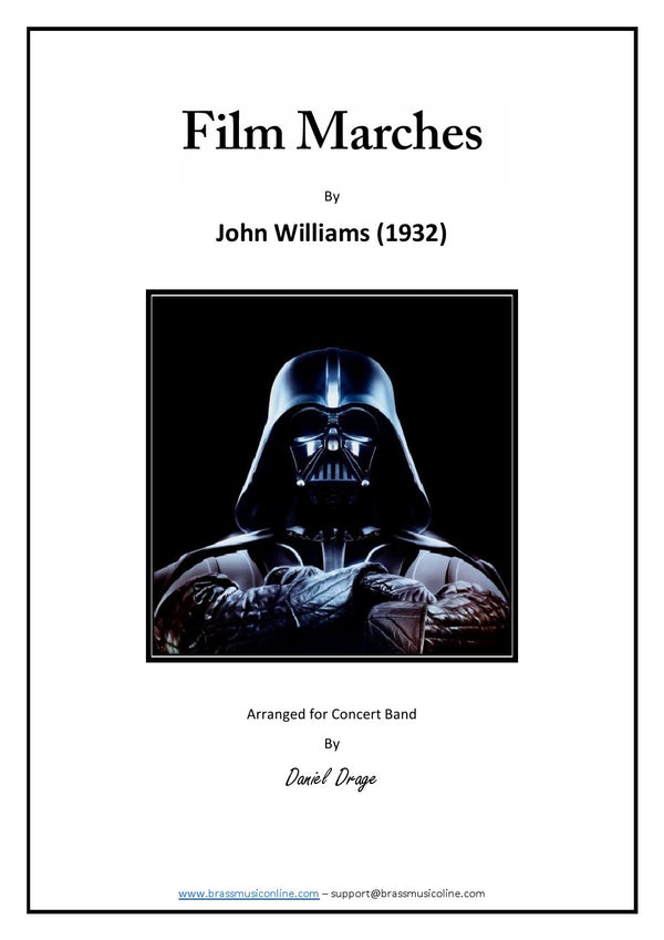 Williams - Film Marches - Concert Band