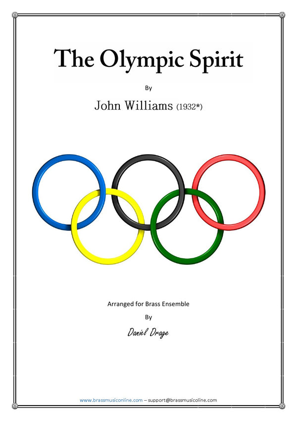 Williams - The Olympic Spirit - Brass Ensemble