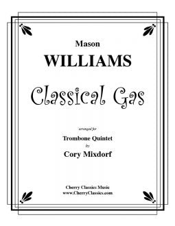 Williams - Classical Gas - Trombone Quintet