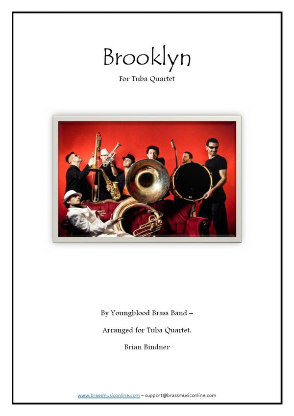 Brooklyn - Tuba Quartet