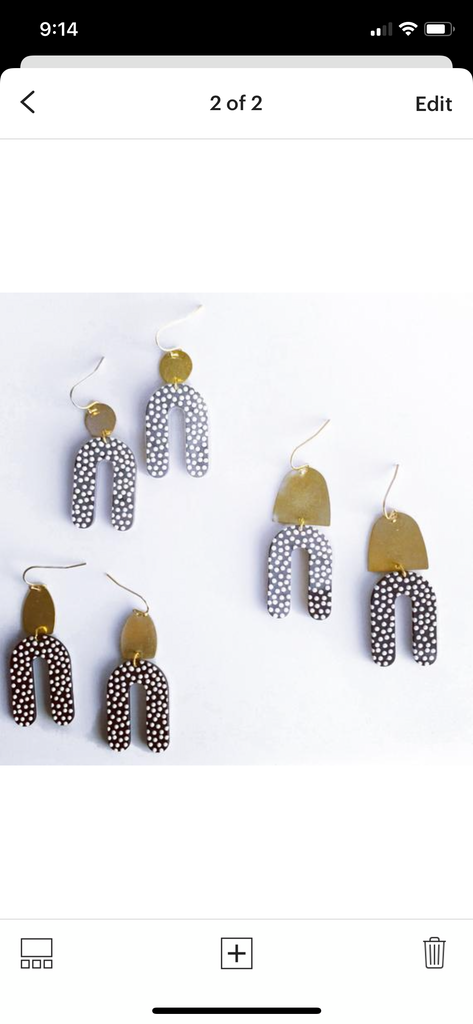 Kaela Earrings