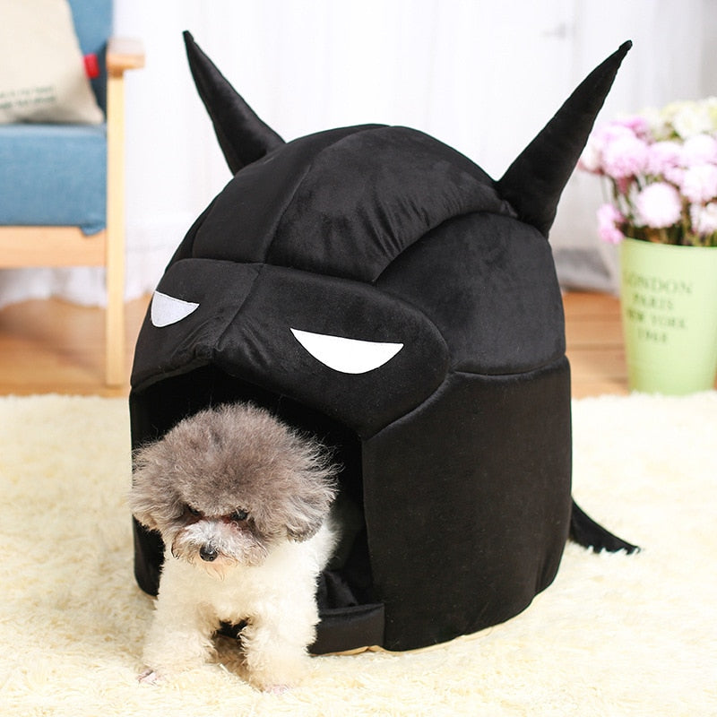"Funny ""Catman"" Bed"