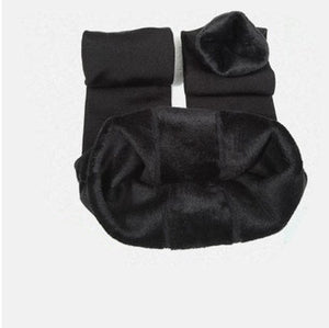 Thikham-Fur Lining Thermal Leggings