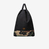 Camo Travel Backpack Drawstring