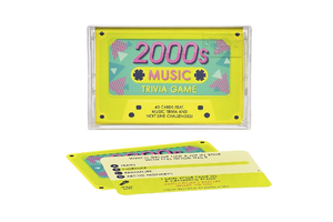 2000's Music Trivia Game