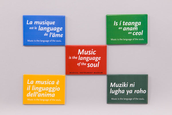 MIM Quotes Magnets