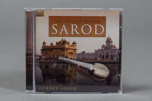 The Art of the Indian Sarod