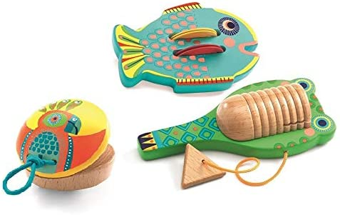 Percussion Musical Instrument Set
