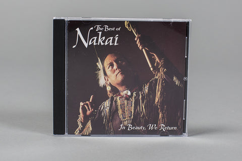 In Beauty We Return: The Best of Nakai