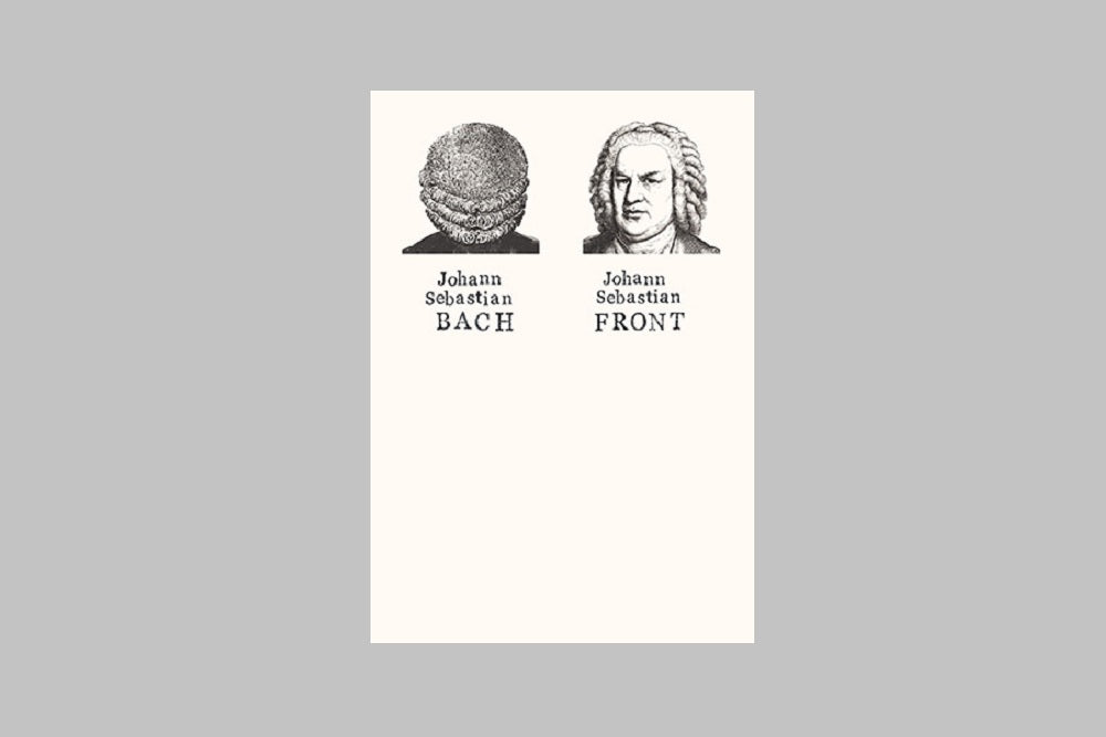 Bach Front Card