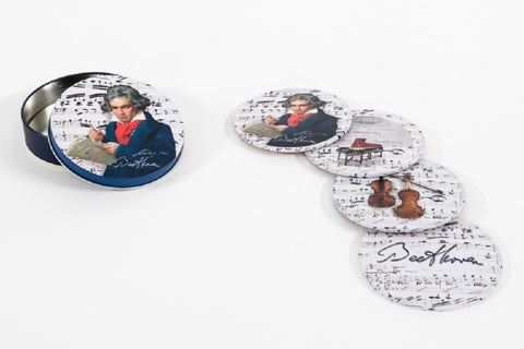 Beethoven Coasters