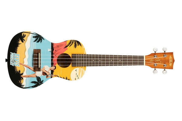 Elvis Blue Hawaii Ukelele Kit