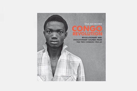 Congo Revolution  LP
