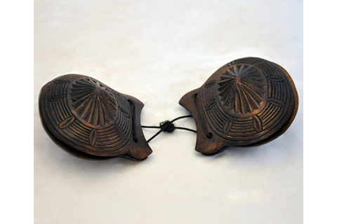 Large Castanets