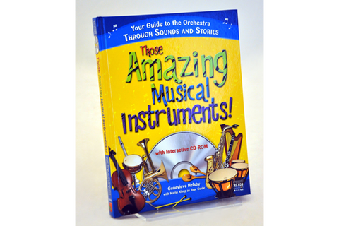 Those Amazing Musical Instruments!