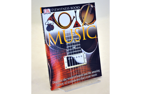 Eyewitness Books: Music