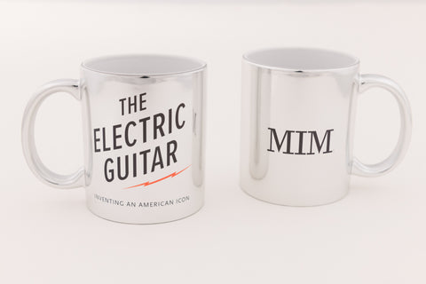 Electric Guitar Mirrored Mug
