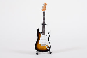 Fender™ Strat™ Miniature Replica Guitar
