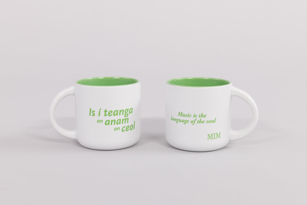 MIM Irish Quotation Mug