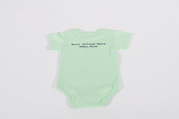 Pink or Mint Guitar Lesson Onesie