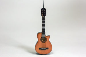 Guitar with Cutaway Ornament
