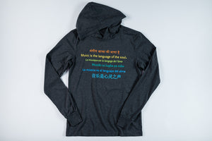 MIM Hooded Quotes Shirt