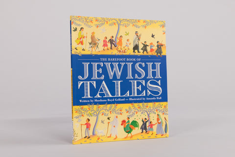 The Barefoot Book of Jewish Tales