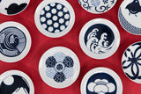 Japanese Porcelain Seasons Plate Sets