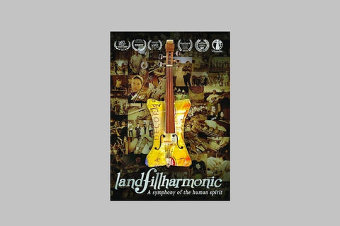 Landfill Harmonic: A Symphony of the Human Spirit (DVD)
