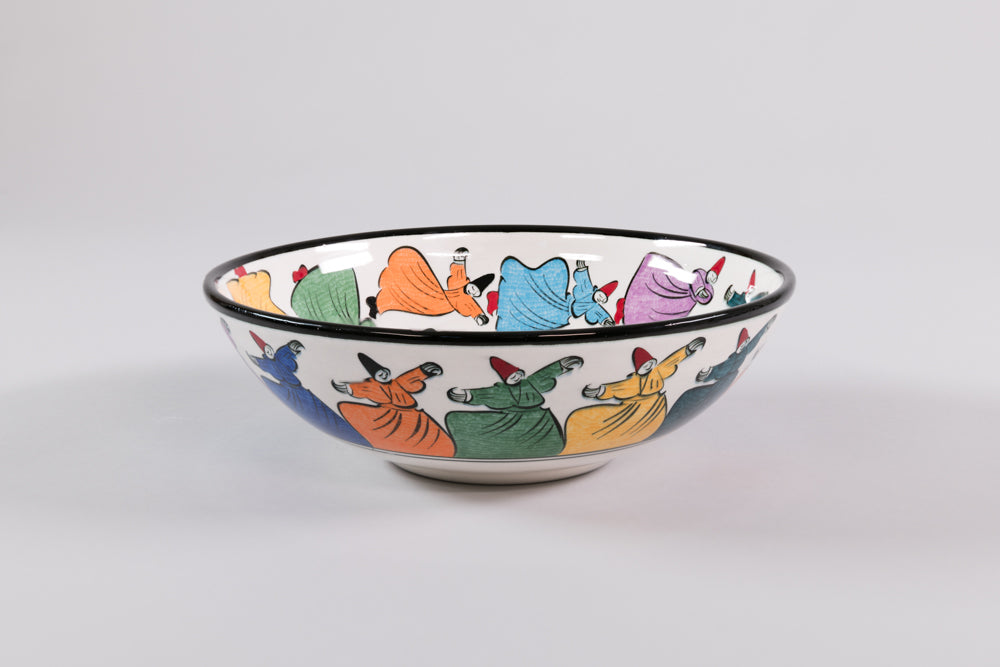 Turkish Serving Bowl