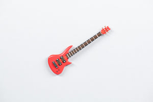 Electric Bass Guitar Magnet