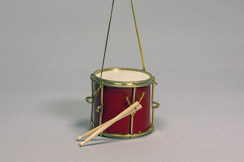Marching-Drum Ornament