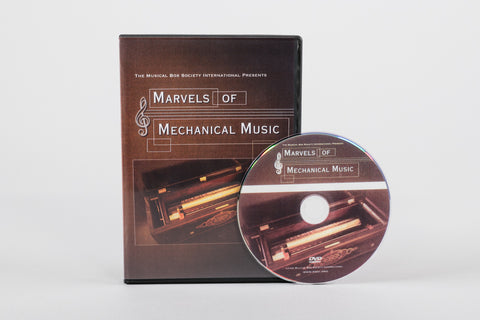 Marvels of Mechanical Music (DVD)