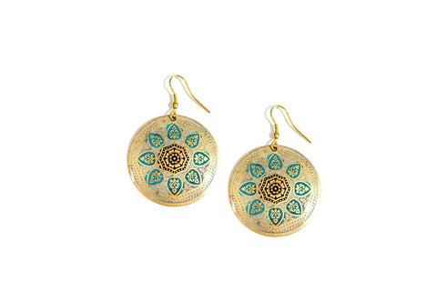 Matsya Earrings