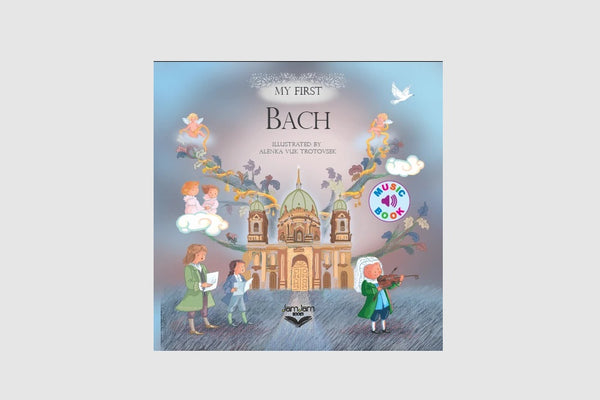 My First Bach (Music Board Book)