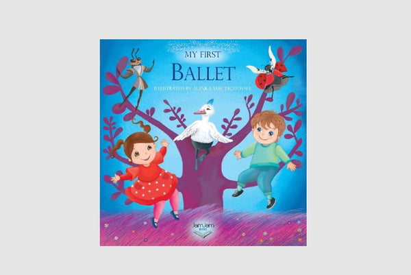 My First Ballet (Music Board Book)