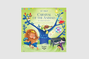 My First Carnival of the Animals (Music Board Book)