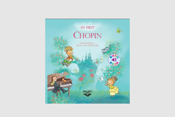 My First Chopin (Music Board Book)
