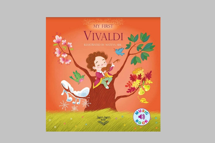 My First Vivaldi (Music Board Books)