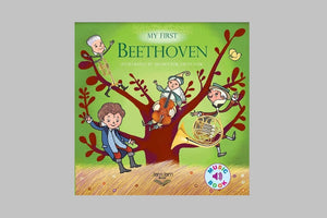 My First Beethoven (Music Board Books)