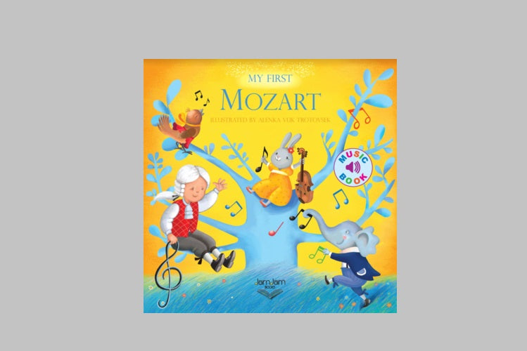 My First Mozart (Music Board Books)