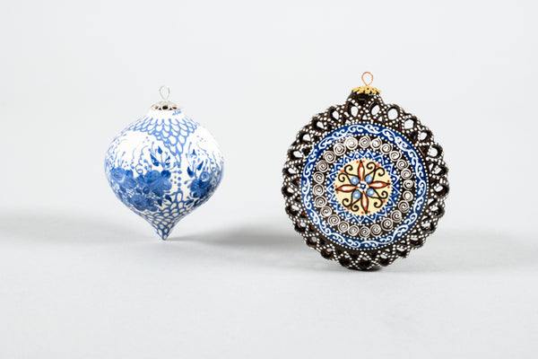 Ornaments from Uzbekistan