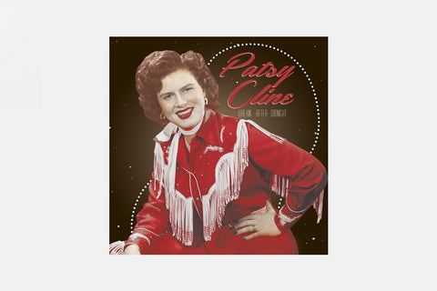 Patsy Cline Walkin' After Midnight LP (Limited Edition White Vinyl)