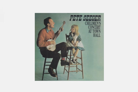 Pete Seeger: Children's Concert at Town Hall