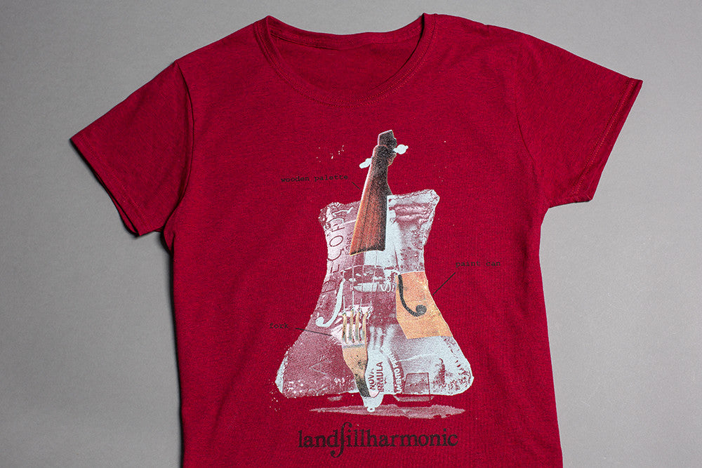 Recycled Orchestra Women's T-Shirt