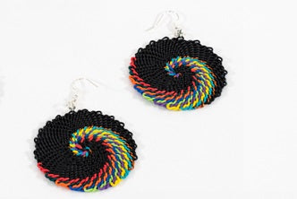Telephone Wire Earrings
