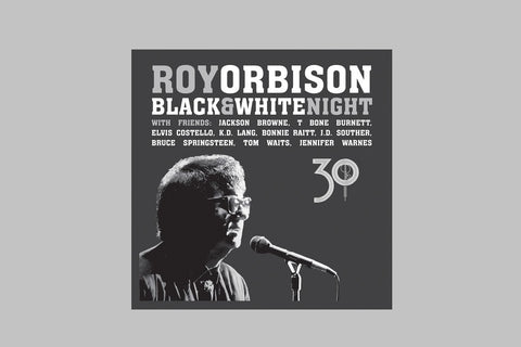 Roy Orbison Black & White Night 30