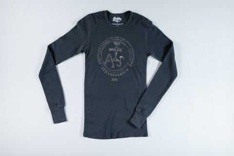 Stradivarius Stamp Long-Sleeved Micro Thermal